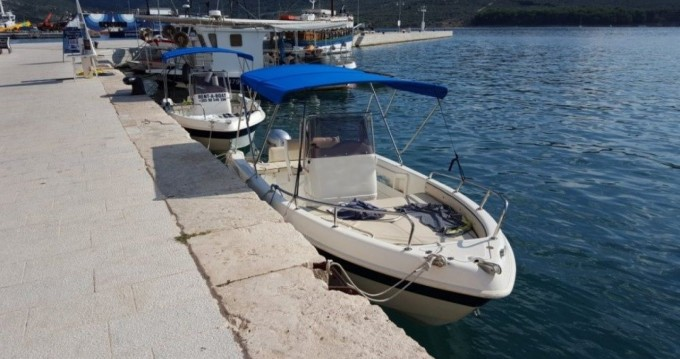 Allegra Boats ALL 560 between personal and professional Opatija