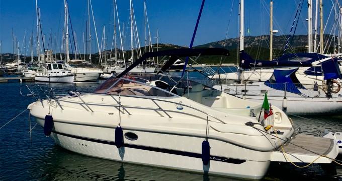 Rental yacht Cannigione - Cranchi Zaffiro 28 on SamBoat