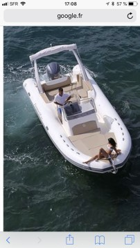 Hire RIB with or without skipper Capelli Saint-Raphaël