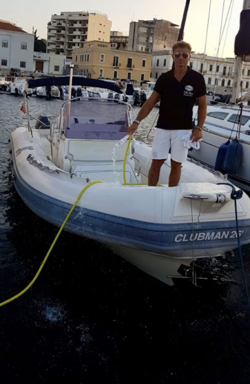 Hire RIB with or without skipper Joker Boat Reggio Calabria