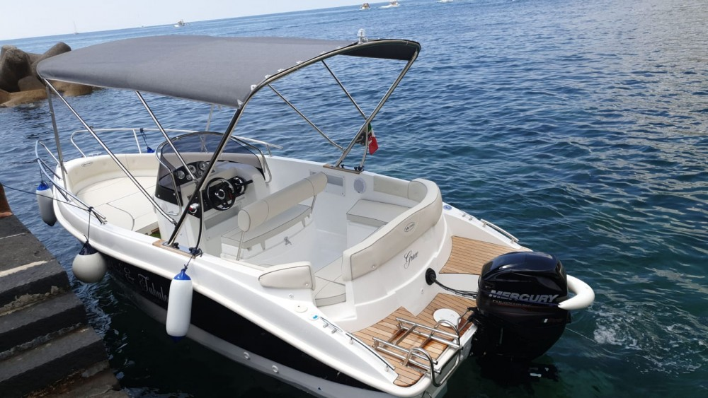 Rental yacht Amalfi - Marinello Elena 650 Open on SamBoat