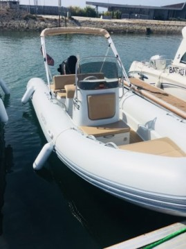 Zodiac Medline 580 between personal and professional Arcachon