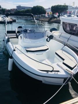 Boat rental Arcachon cheap Flyer 6.6 SPACEdeck