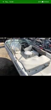 Rental Motorboat in Toulon - Four Winns Sundowner 235
