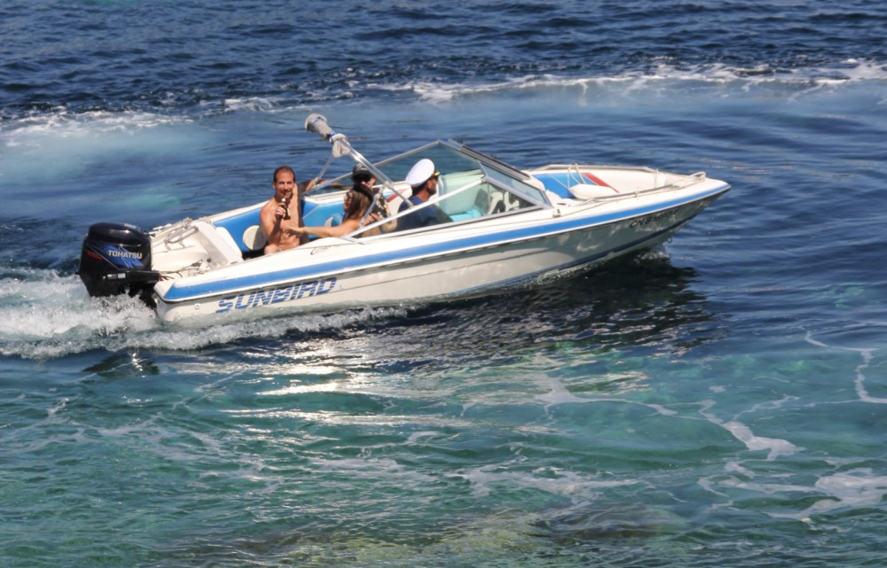 Rent a Sunbird CORSAIR 150 Beaulieu-sur-Mer