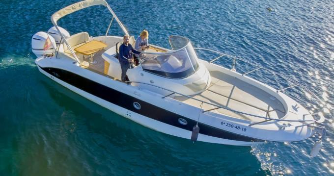 Rental Motorboat in Ibiza Town - Sessa Marine Key Largo 30
