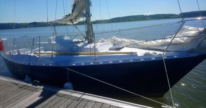 Boat rental Lorient cheap Dufour 27