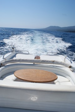 Boat rental Sacs Sacs stratos 42 in Propriano on Samboat