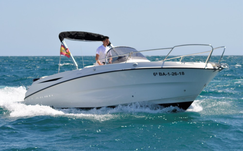 Hire Motor boat with or without skipper Karnic Barcelona