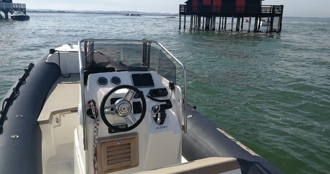 Rent a Joker Boat Clubman 22 Port d'Arcachon