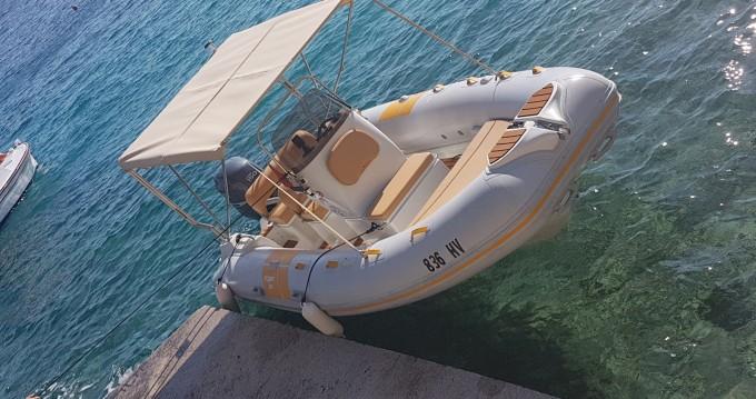 Hire Motorboat with or without skipper Flyer Hvar