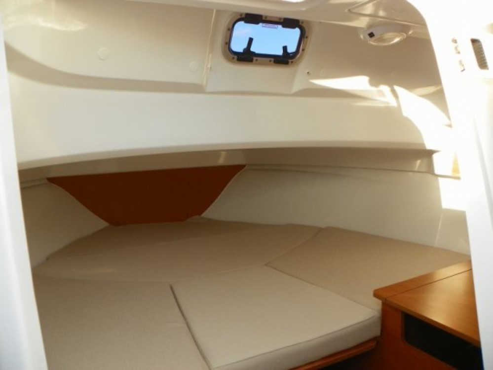 Boat rental Zadar cheap Cap Camarat 6.5 WA
