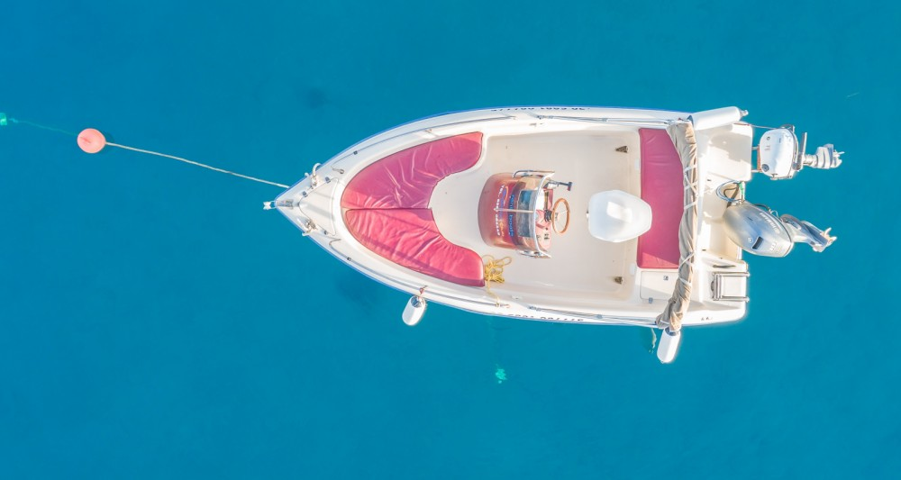 Hire Motorboat with or without skipper Poseidon Heraklion
