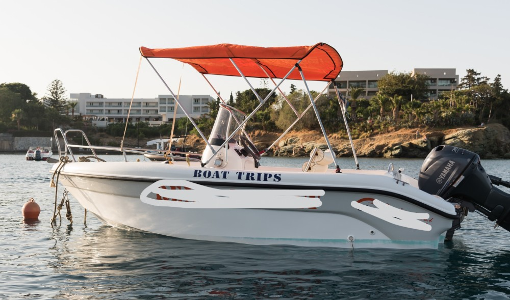 Boat rental Poseidon 480cc in Heraklion on Samboat