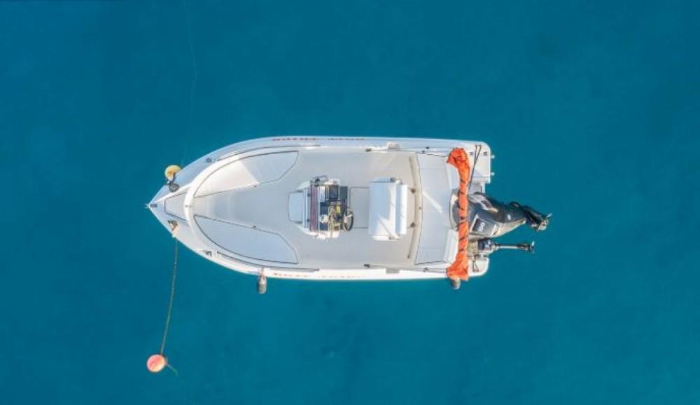 Boat rental Heraklion cheap 150cc