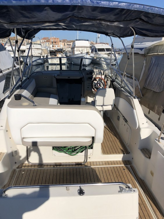 Motor boat for rent Sausset-les-Pins at the best price