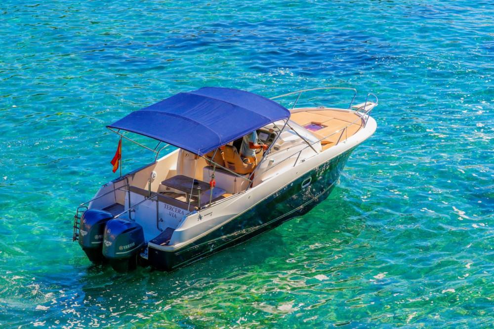 Rent a Jeanneau Cap Camarat 8.5 WA Ibiza