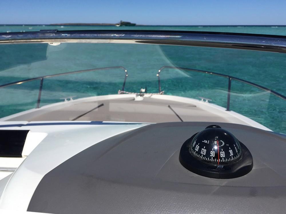 Boat rental Ibiza cheap Cap Camarat 650