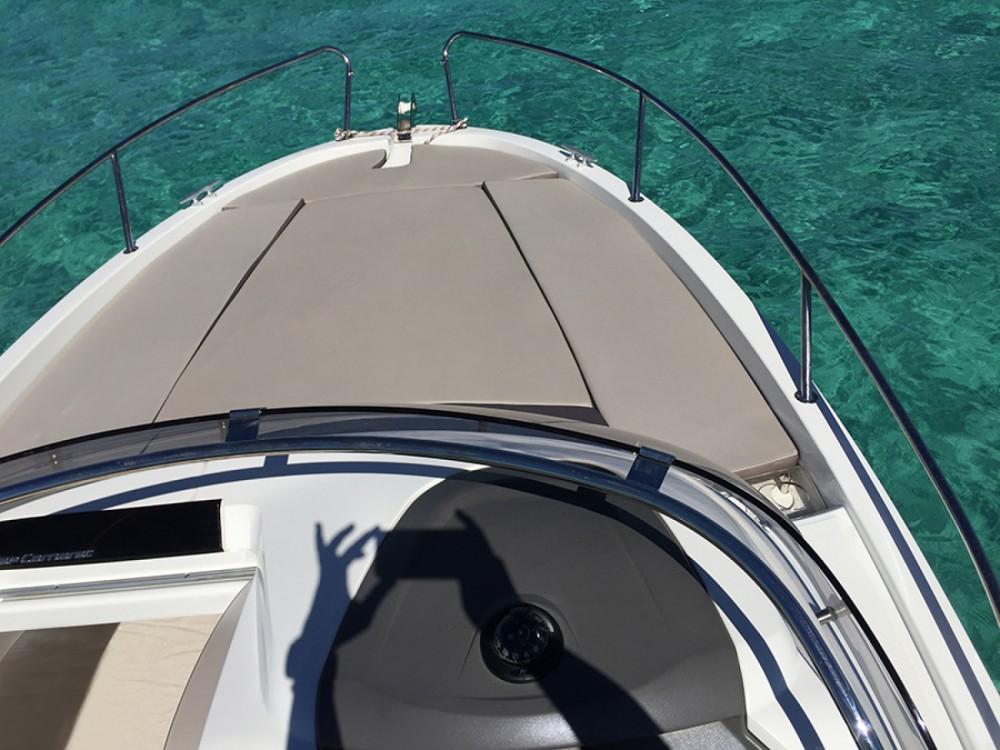 Boat rental Jeanneau Cap Camarat 650 in Ibiza on Samboat