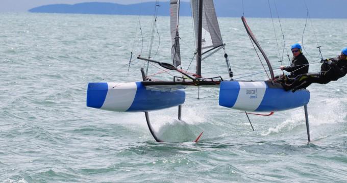 Rental Catamaran in La Grande-Motte - Nacra Nacra F20 FCS