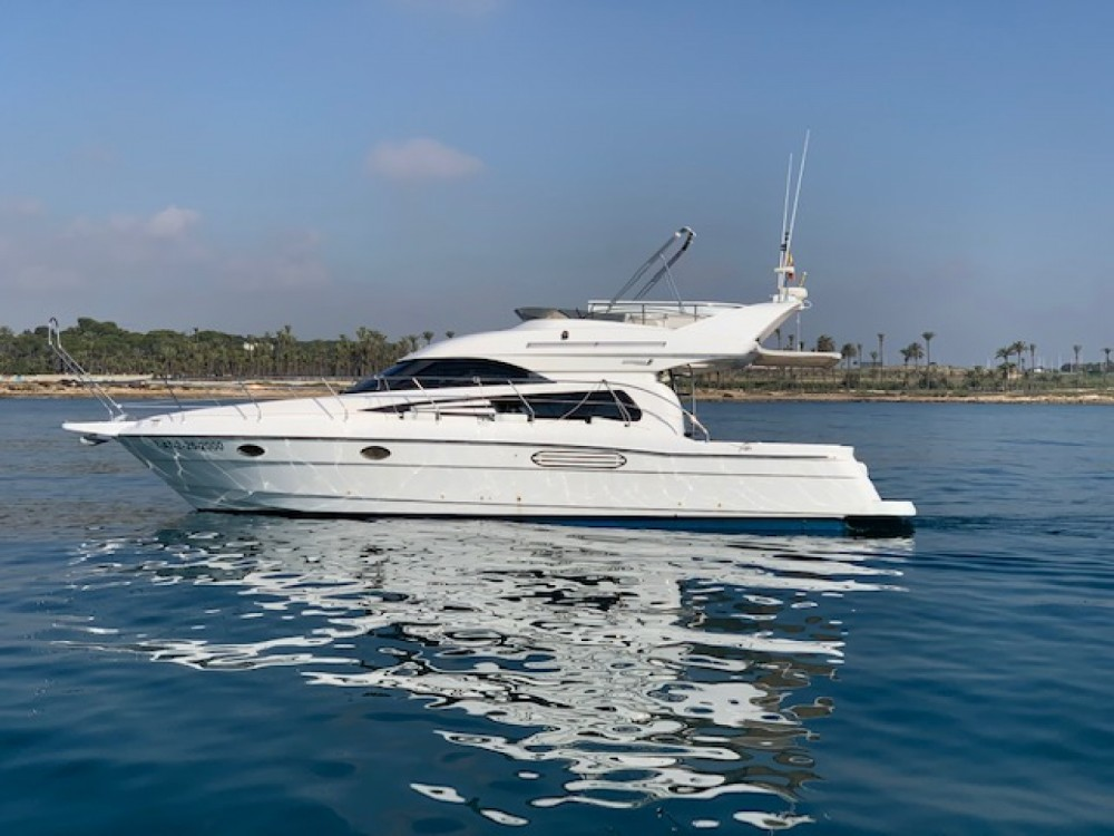 Rent a Astondoa AS 40 FISHER Torrevieja