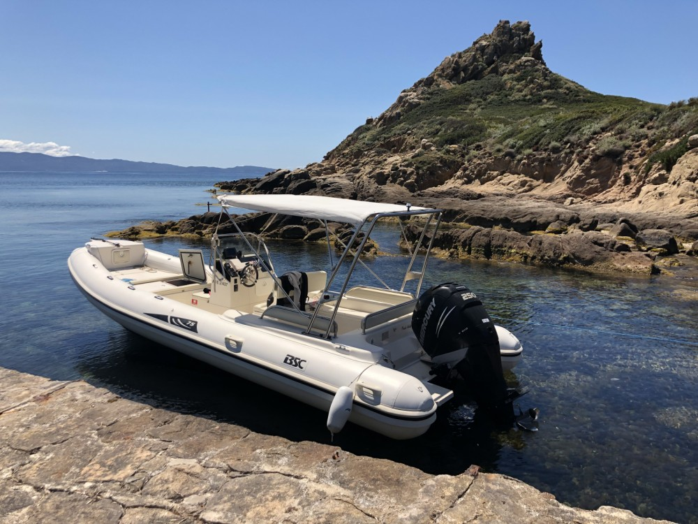 Rental yacht Ajaccio - Bsc BSC 75 on SamBoat