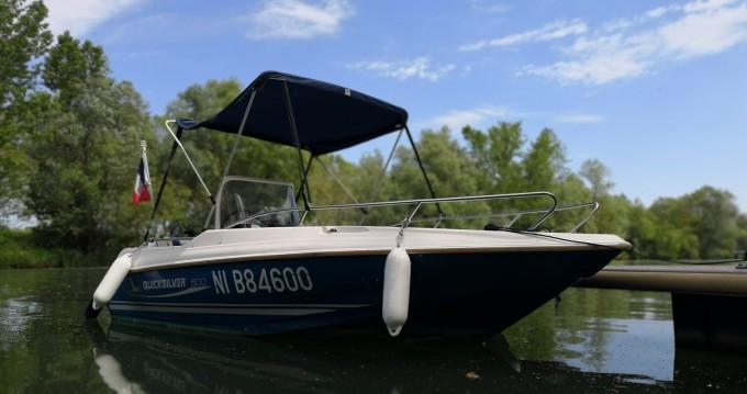 Rental yacht Mâcon - Quicksilver Quicksilver 500 Commander on SamBoat