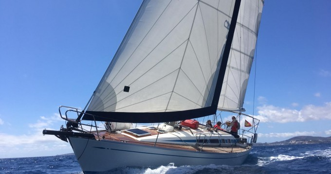 Hire Sailboat with or without skipper Nautor Swan Palma de Mallorca