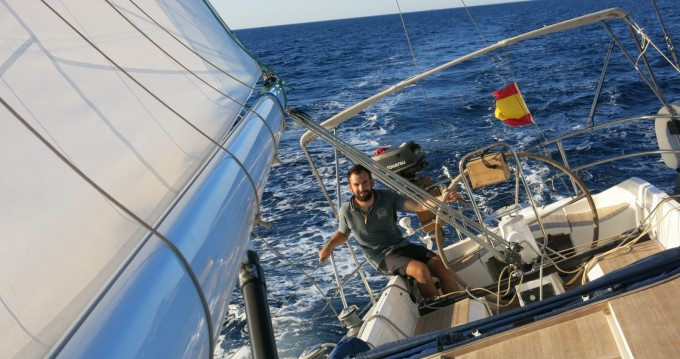 Rental Sailboat in Palma de Mallorca - Nautor Swan swan 40