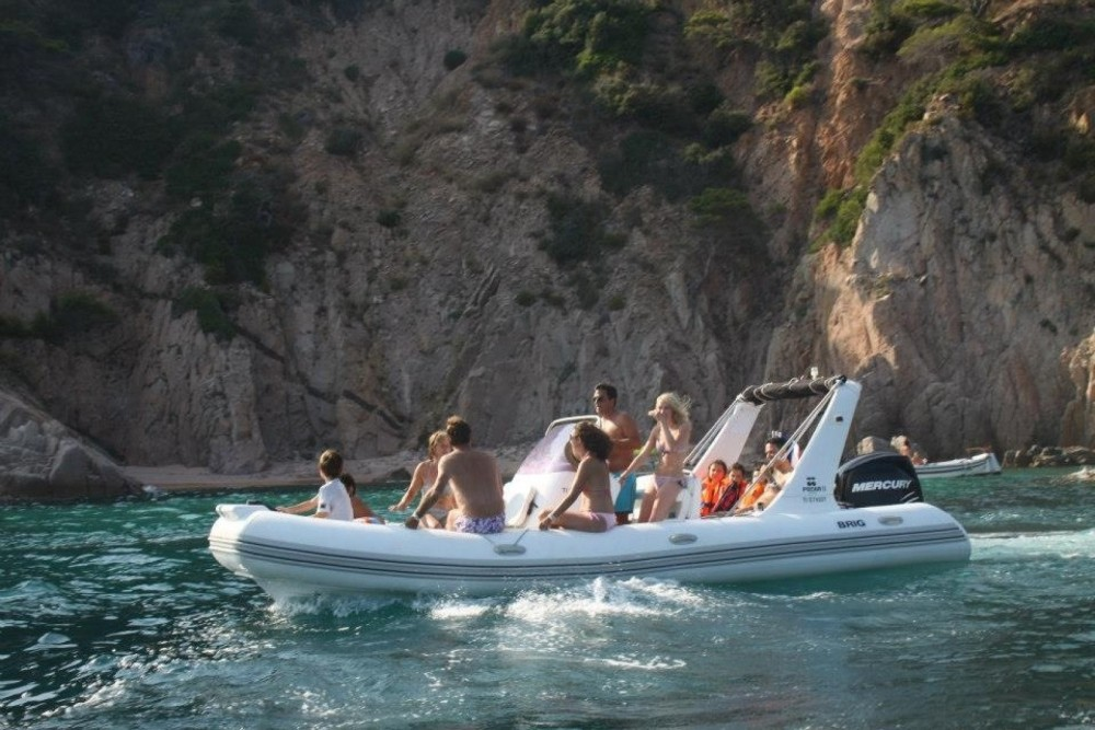Brig Eagle 650 H between personal and professional Castell-Platja d'Aro