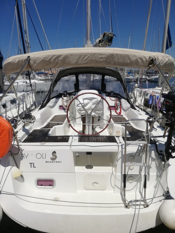 Sailboat for rent Six-Fours-les-Plages at the best price