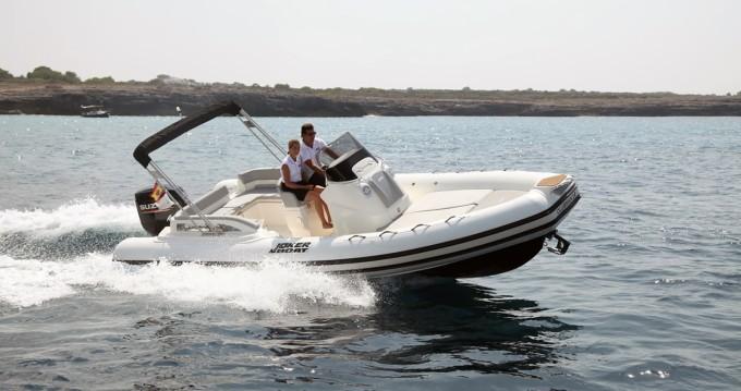 Boat rental Joker Boat Clubman 24 in Sant Antoni de Portmany on Samboat