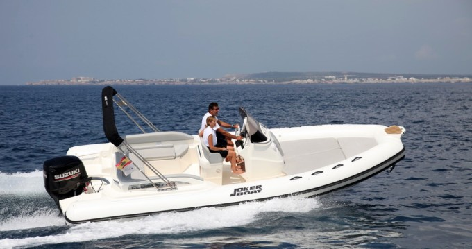 Rental yacht Sant Antoni de Portmany - Joker Boat Clubman 24 on SamBoat