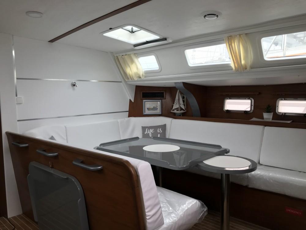 Rental Sailboat in La Rochelle - Dynamique Yacht Dynamique 58