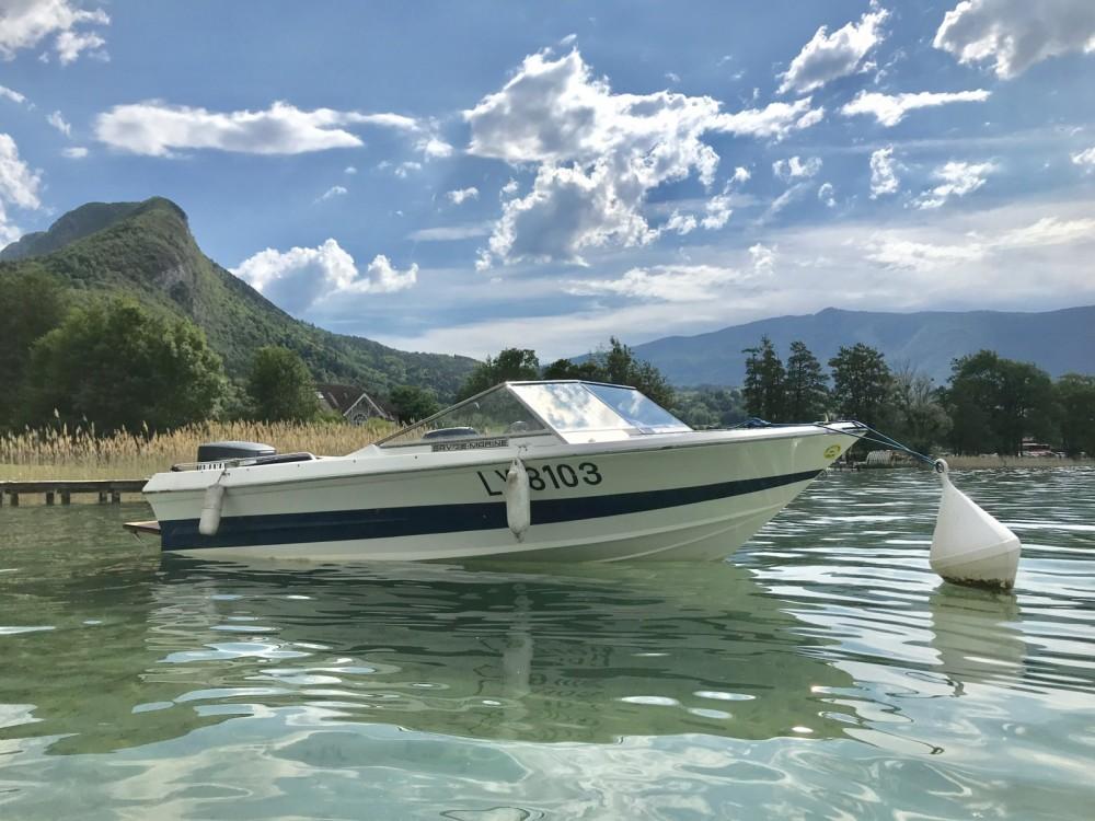 Boat rental Saint-Jorioz cheap Etoile Filante