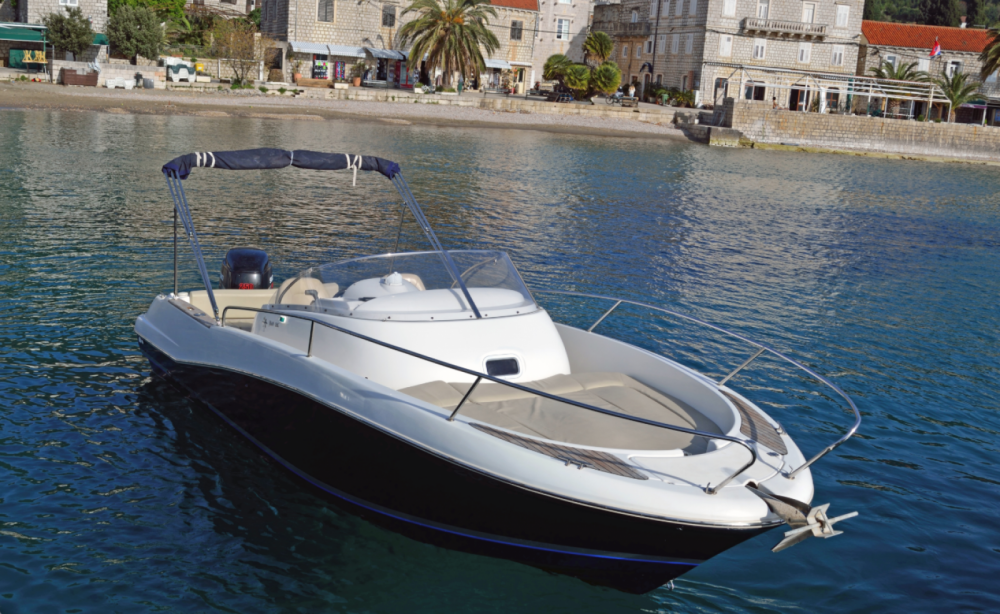 Hire Motorboat with or without skipper Jeanneau Dubrovnik