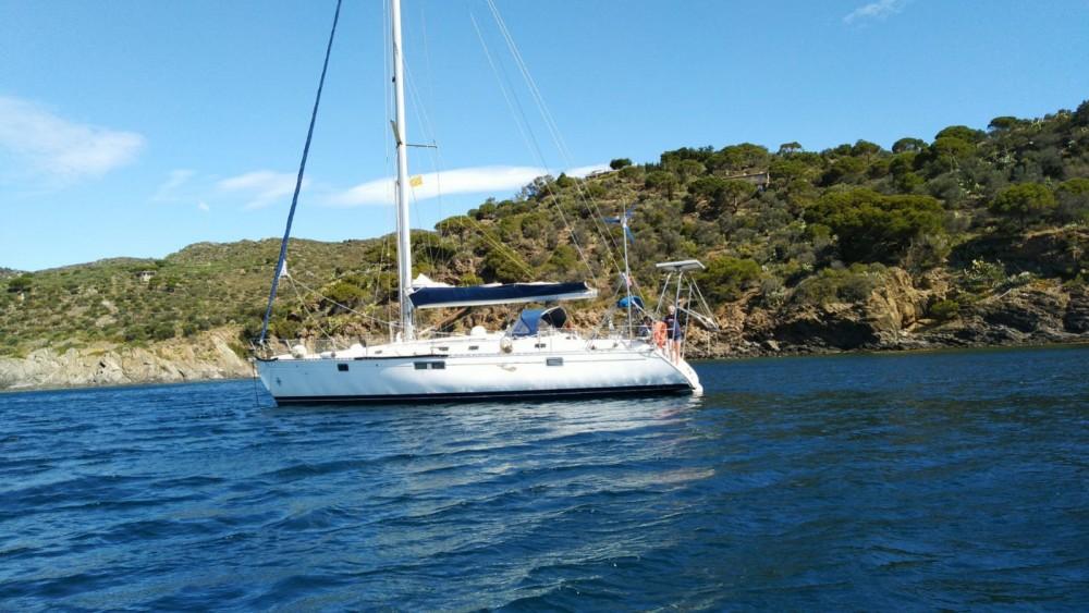 Rent a Bénéteau Oceanis 440 Canet-en-Roussillon