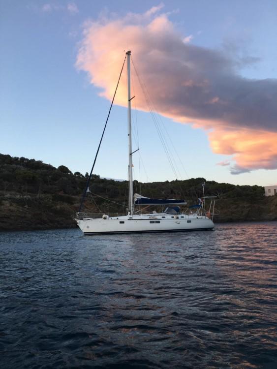 Rental Sailboat in Canet-en-Roussillon - Bénéteau Oceanis 440