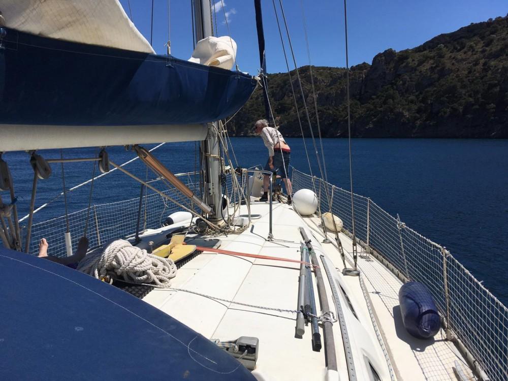 Boat rental Canet-en-Roussillon cheap Oceanis 440