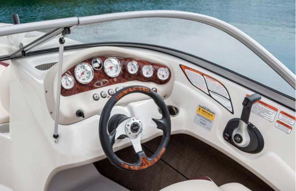 Rental Motorboat in Krk - Tahoe Tahoe Q5i