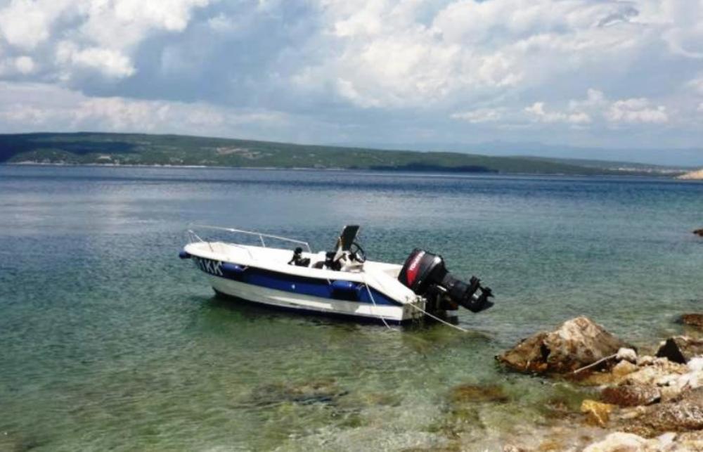 Boat rental Krk cheap Speedy 450