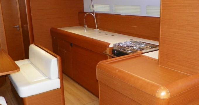 Rental Sailboat in Procida - Jeanneau Sun Odyssey 519