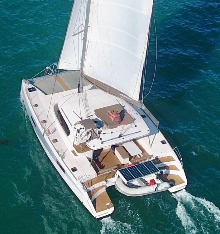 Rental yacht Le Marin - Aventura Aventura 43 on SamBoat