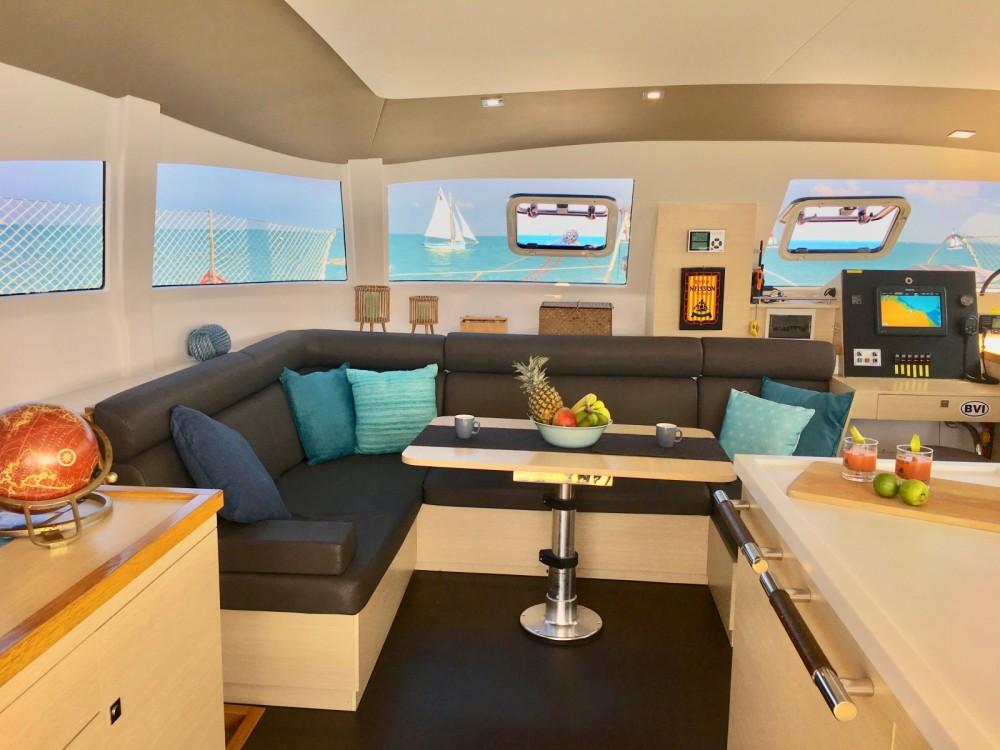 Rental Catamaran in Le Marin - Aventura Aventura 43