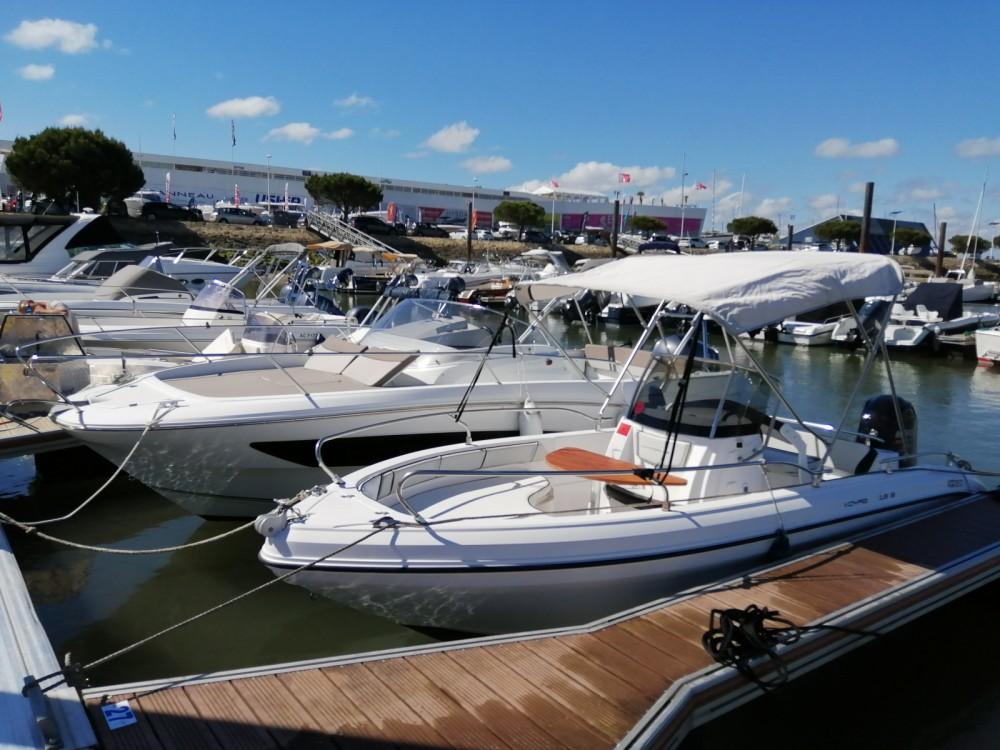 Rental yacht Arcachon - Ranieri Voyager 19 S on SamBoat
