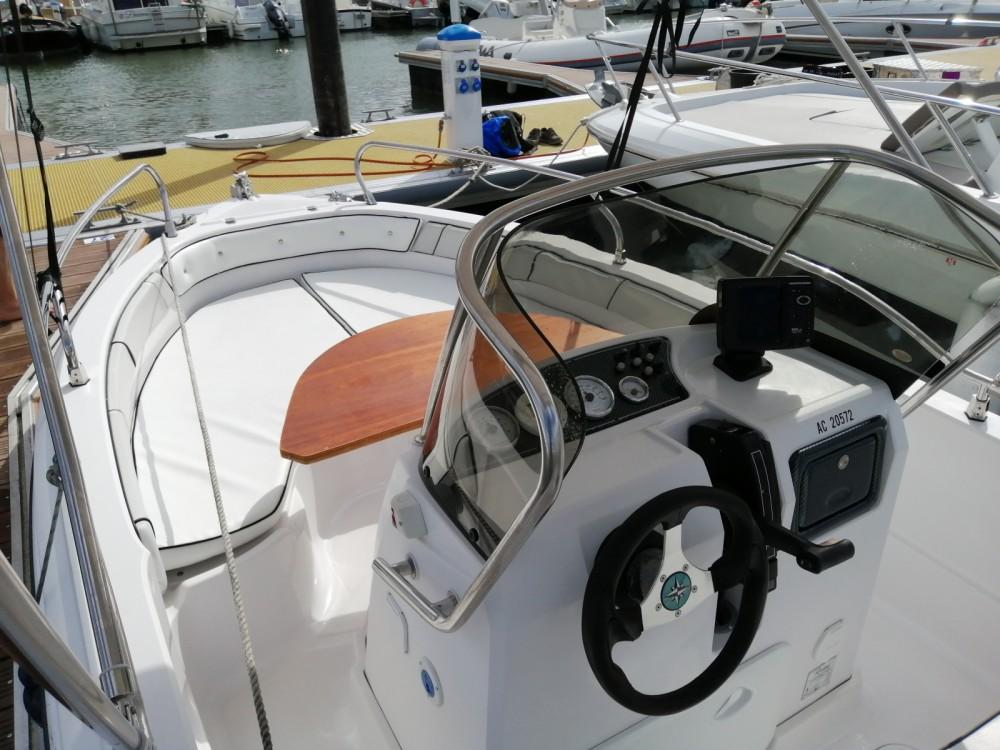 Rental Motor boat in Arcachon - Ranieri Voyager 19 S