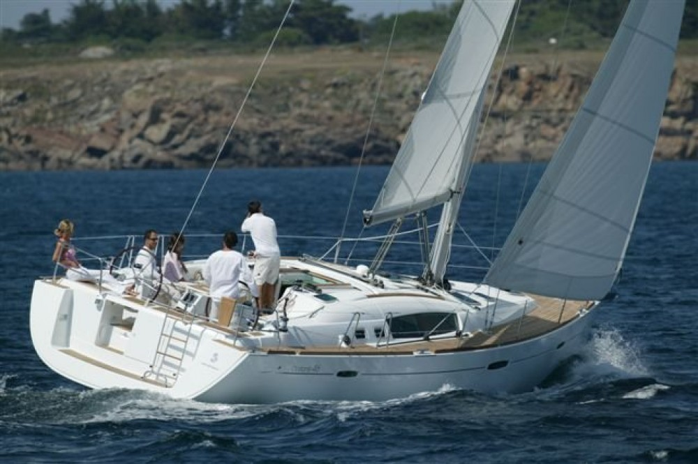 Bénéteau Oceanis 46 - 4 cab. between personal and professional Peloponnese