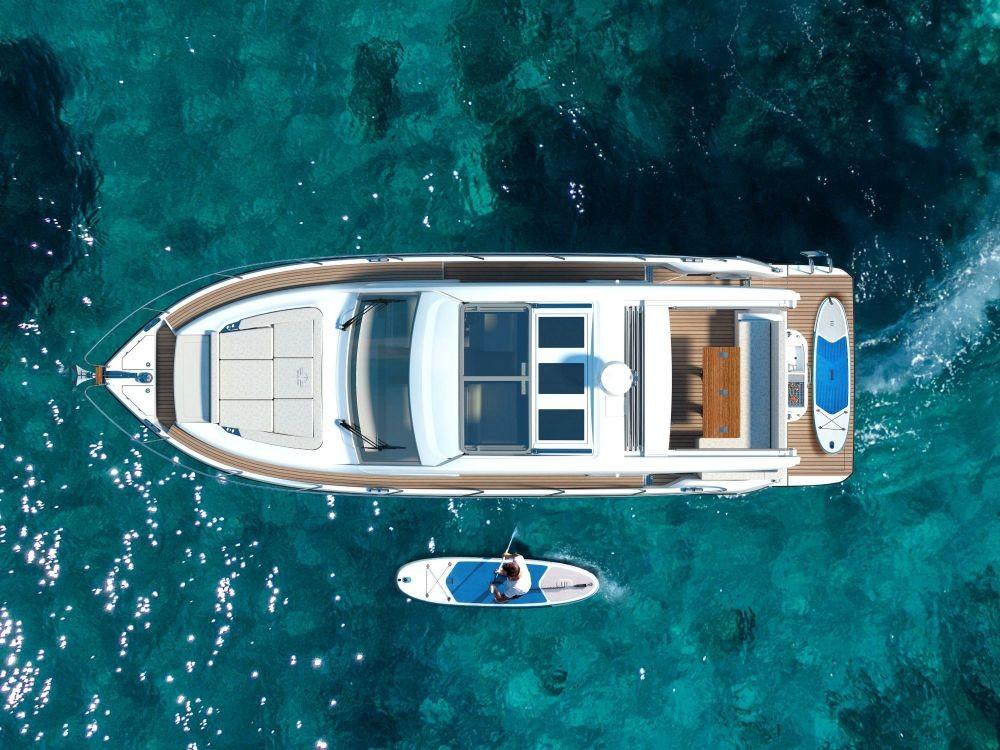 Sealine Sealine C390 between personal and professional Croatia