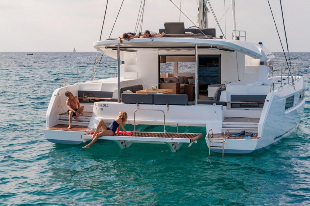 Rental Catamaran in Tortola - Lagoon Lagoon 50 - 6 + 2 cab.