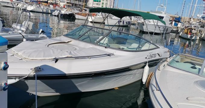 Boat rental Four Winns Sundowner 235 in Toulon on Samboat